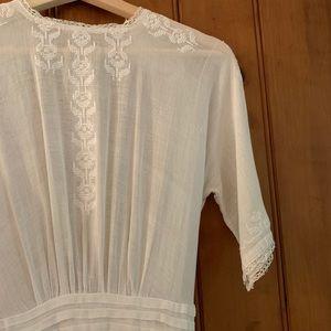 Vintage Victorian Midi Dress